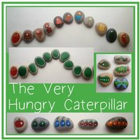The Very hungry caterpillar story stone set - The Very Hungry Caterpillar Gifts