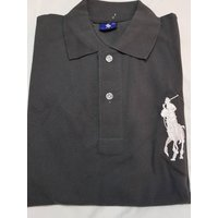 Mens grey medium polo shirt (BRAND New) - Polo Gifts