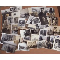 50 Vintage Photographs Men Fashion 19201960 Holiday Work Suits Uniform Smoking Glasses - Smoking Gifts