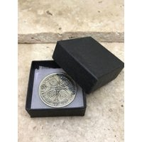1928 90th birthday Florin coin boxed - 90th Birthday Gifts
