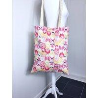 Large tote bag, russian dolls tote, grocery bag, canvas bag, market bag, reusable tote, shoulder bag, book bag, eco bag, shopping bag, - Shoulder Bag Gifts
