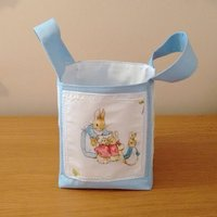 Beatrix potter fabric storage boxes - Beatrix Potter Gifts