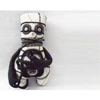 Voodoo Doll Gothic Art Doll Curiosity Occult Art Voodoo Art Soft Sculpture Textile Art - Voodoo Doll Gifts
