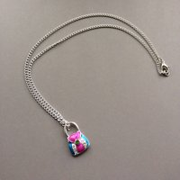 Handbag charm Necklace - Handbags Gifts