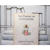 The Tailor of Gloucester by Beatrix Potter (Vintage, Christmas) - Beatrix Potter Gifts