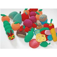 The Very Hungry Caterpillar collection crocheted - The Very Hungry Caterpillar Gifts
