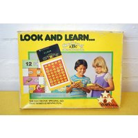 Vintage Look and Learn electronic spelling game - Electronic Gifts