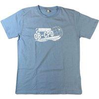Indiana Jones: Obcpo Seaplane Mens Fit Tshirt - Indiana Jones Gifts
