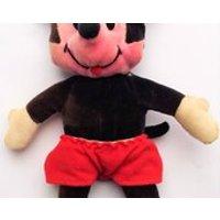 Vintage Mickey Mouse plush teddy bear - Teddy Gifts