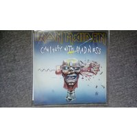 Iron Maiden  Can I Play With Madness  12 Vinyl Single  Rare misprinted label - Iron Maiden Gifts