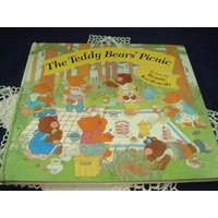 The Teddy Bears Picnic Music and Lyrics Story Book Kozikowski - Teddy Bears Gifts
