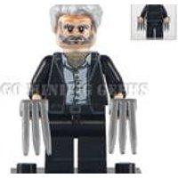 Custom Logan Wolverine Minifigure XMen Comics Fits Lego UK Seller - Wolverine Gifts