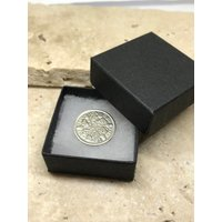90th birthday gift 1928 Lucky Sixpence Coin Boxed - 90th Birthday Gifts