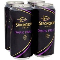 3 x Strongbow Dark Fruit 440ml Novelty Stash Cans - Strongbow Gifts