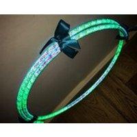 Mermaid Reflective Colour Morph Polypro Advanced/Performance Hula Hoop - Morph Gifts