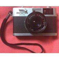 Pocketsized legend  Olympus 35 RC Vintage Rangefinder 35 mm Film Camera  Working condition - Rc Gifts