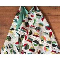 Origami bag, Market bag, Fabric bag, tote bag, shoulder bag - Shoulder Bag Gifts