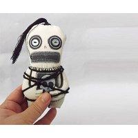Christmas Stocking Filler Voodoo Doll Voodoo Art Doll Horror Art Gothic Art Handmade Fabric Doll - Voodoo Doll Gifts