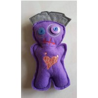 Voodoo doll, The Ex, witches poppet, pincushion, zombie, divorce gift, BF gift, heartbreak, UK - Voodoo Doll Gifts