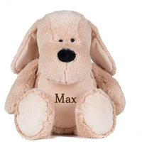 Personalised Soft Toy  Puppy, Personalised Puppy Soft Toys, Personalised Baby Soft Toys  Puppy Design - Soft Toy Gifts