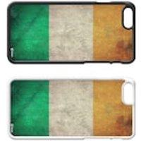 Flags of the World Plastic Phone Case iPhone 5 SE 6 7 8 Plus Galaxy J5 S5 S6 S7 S8 Edge Note Xperia iPad Air Mini 2 3 4 No.03 Ireland Irish - Ipad Gifts