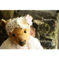 Custom Order Susan  Emma  Old Chiltern bear c 1930/40 78 - Custom Gifts