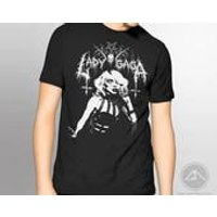 Lady Gaga Inspired Death Metal Tshirt  Lady Gaga Tshirt Unofficial - Lady Gaga Gifts