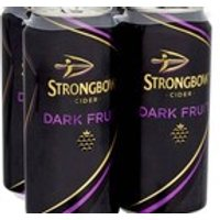 Strongbow Dark Fruit 440ml Novelty Stash Can - Strongbow Gifts