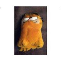 Vintage  Sitting Garfield 6 Plush Toy  1978, VGC - Garfield Gifts