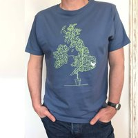 Gardener, Gifts for Husband, Mens personalised T, Screen print Tshirt, Husband gift idea, Garden lover gift, Gift for grandad, Topiary - Gardening Gifts