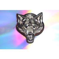 Wolf zoo fox animal werewolf wolverine witchcraft band iron on patch badge - Wolverine Gifts