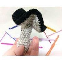 Crochet toy mushroom, plant decor, amigurumi, handmade, small mushroom - Mushroom Gifts