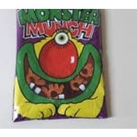 Ipad Mini Case / Android Mini Tablet Case / Pencil Case / Makeup Bag Handmade from a Recycled Monster Munch Bag by mylittlesweethearts. - Ipad Gifts