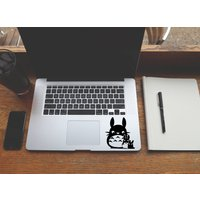 My Neighbor Totoro, Totoro Cat, Ghibli Studio, Anime Decals, Baby Ghibli, Laptop Sticker, Macbook Sticker, Totoro Iphone, Stickers, 281 - Computers Gifts