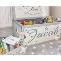 Personalised Toybox Gift, Nursery, Toys, Storage. - Nursery Gifts