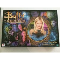 Buffy the vampire slayer the game First edition 2000 release Milton Bradley Hasbro games rare and complete VGC - Vampire Gifts
