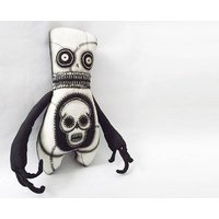 Voodoo Doll Horror Art OOAK Doll Goth Gift Gothic Doll Witch Craft Occult Taboo Macabre Art - Voodoo Doll Gifts