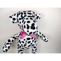 Handmade Soft Toy. Large Dalmation Dog. Stuffed Animal.Childrens Toy. Unique Toy. Soft Plush. Christmas Present. Christmas Gift. Made in UK - Soft Toy Gifts