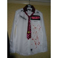 Sex Pistols  Bodies bespoke punk shirt and tie.  New wave 1977 punk rock clash - Sex Pistols Gifts