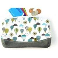 Hot air balloon clutch - Hot Air Balloon Gifts