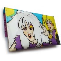 The Misfits Purse  Jem and The Holograms  Recycled Book Page - Misfits Gifts