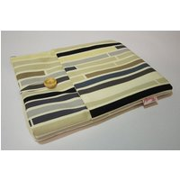 iPad Case  Blue Multistripe - Ipad Gifts