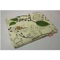 iPad Case  White Bird Pattern - Ipad Gifts
