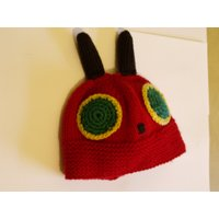 The Very Hungry Caterpillar Hat pattern - The Very Hungry Caterpillar Gifts