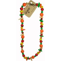 By the Shed Allotment Vegetable Beaded Necklace  Gardening  Gift  Unique Present  The Good Life  Grow your Own  Dig for Victory - Grow Your Own Gifts