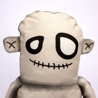 Mr Voodoo the lovable Voodoo doll from Flipping Zombies - Voodoo Doll Gifts