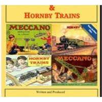 DVD Memories of Meccano  Hornby Trains Dinky Cars Toys film video - Hornby Gifts