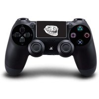 Troll Face Playstation 4 (PS4) Controller Touchpad Decal - Computers Gifts