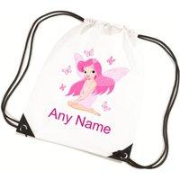 Personalised Childs FAIRY PE/Swim/School Bag - Fairy Gifts