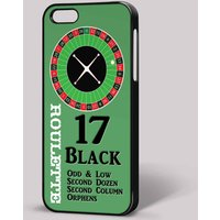 Roulette Choose Your Favourite Number iPhone Cover 4/4S 5/5S 5C 6 6 Plus Phone Case Samsung HTC Nokia - Roulette Gifts